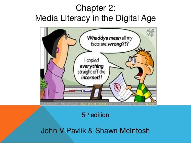 what is media literacy pdf