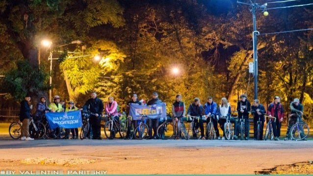 «Безкоштовна велошкола» ● 68 осіб пройшли навчання ● 46 отримали велоправа ● 9 новачків пересіли на вело