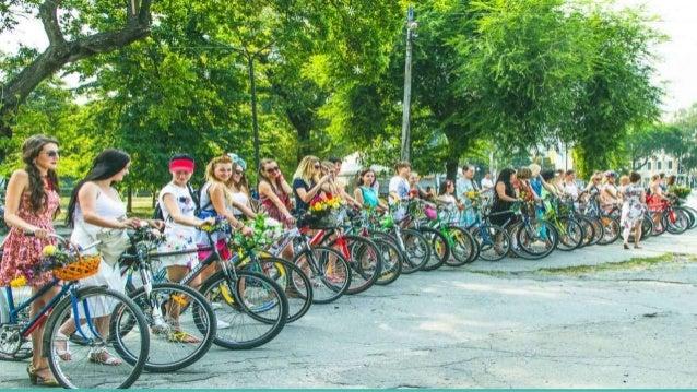 Святкування ЄТМ ● підписання Хартії ЄТМ ● велопарад з відомою особою ● всесвітній день без авто