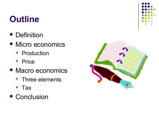what is micro and macro economics pdf