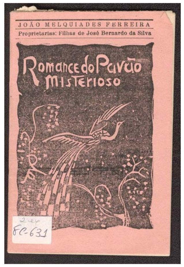 Pavão Misterioso (Romance, Literatura de Cordel)