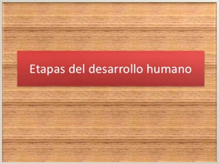 Pawer del desarrollo humano