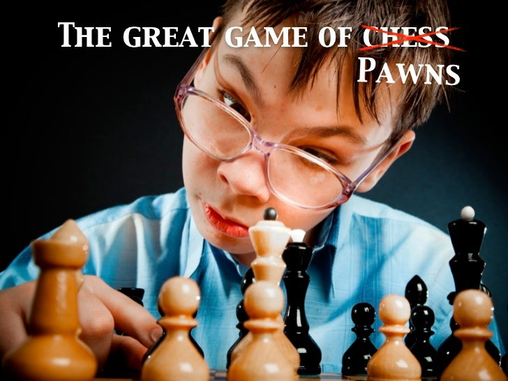 The great game of chess