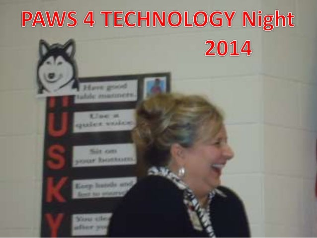Paws4 technology night