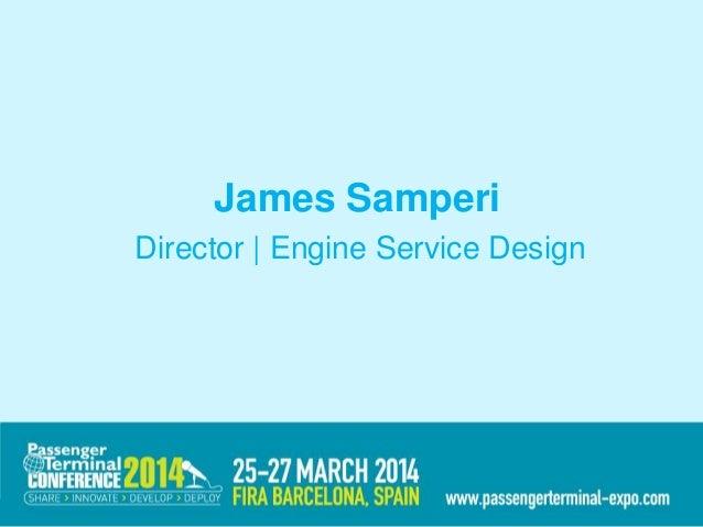 James Samperi Director | Engine Service Design