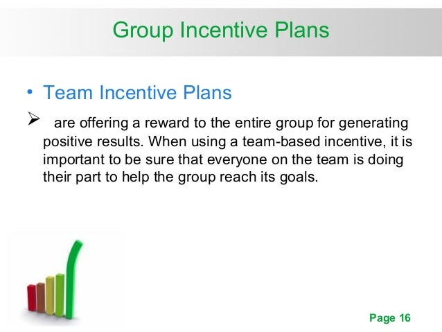 team based incentive rewards its 2011-4-20 here are some factors that need to be considered when applying team-based incentives team-based incentive programs are a meaningful way to link  rewards are.