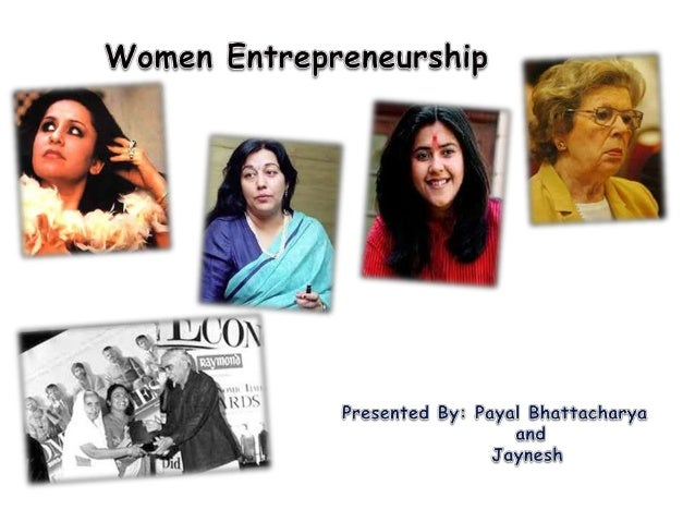 """Definition:- """"A women entrepreneur is defined as enterprise owned and controlled by women having a minimum financial inter..."""