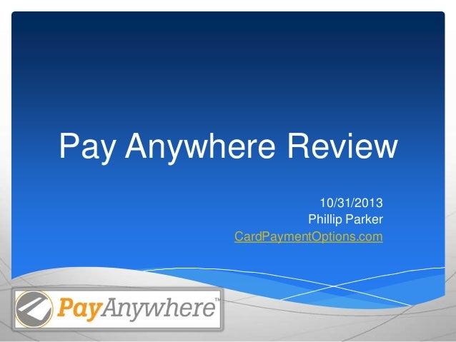 pay wherever reviews