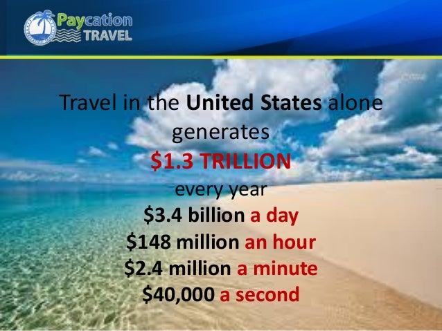 Paycation Presentation Referral Travel Consultants Program