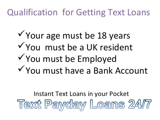 Reasons to get a payday loan photo 8