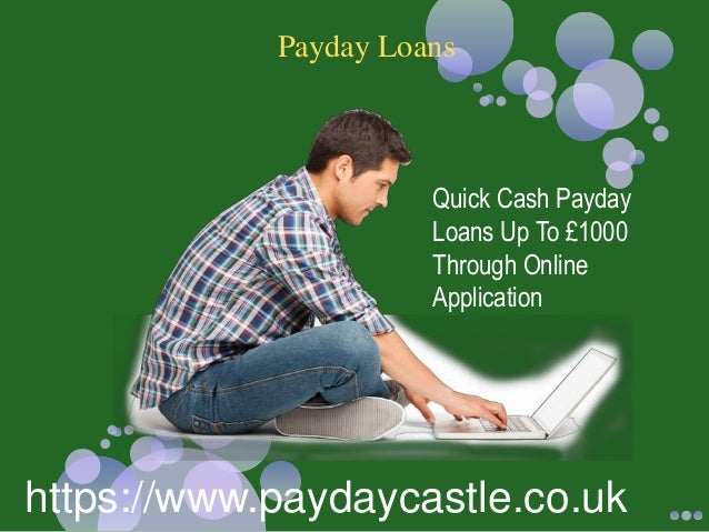 Quick Payday Loan Application : Cash loans easy to get speedy money within few hours