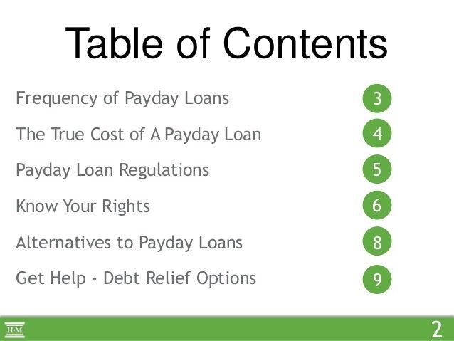 payday loan debt relief 2 638