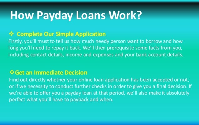 what exactly payday advance personal loans