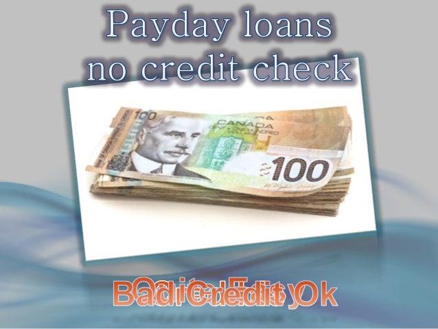 pay day loans no credit check no bother loans