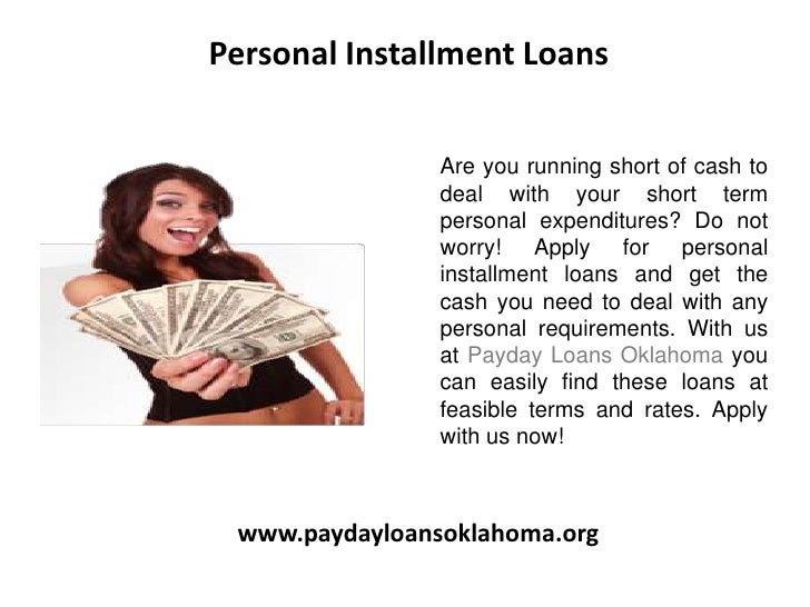 Personal Installment Loans                Are you running short of cash to                deal with your short term       ...