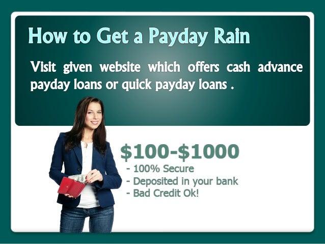Detroit payday loans photo 6