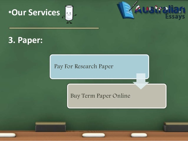 pay for a research paper