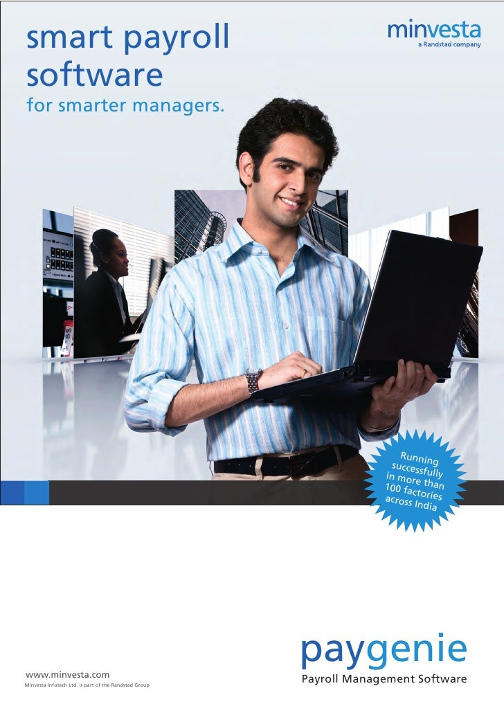smart payroll software for smarter managers.                                                                             R...