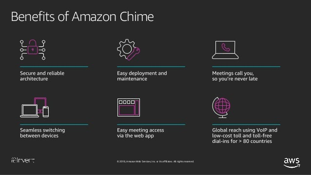Paying Less Is the New Black with Amazon Chime Pay-Per-Use-Pricing (B…