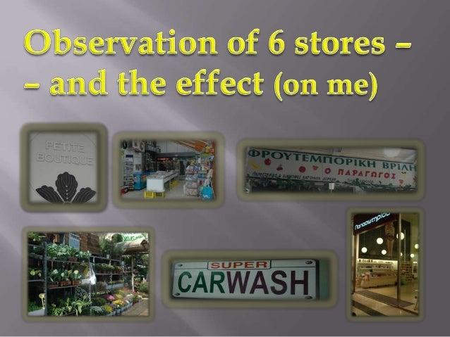 Calm Customersvintag             friends & couples                                                 Impulse items near cash...