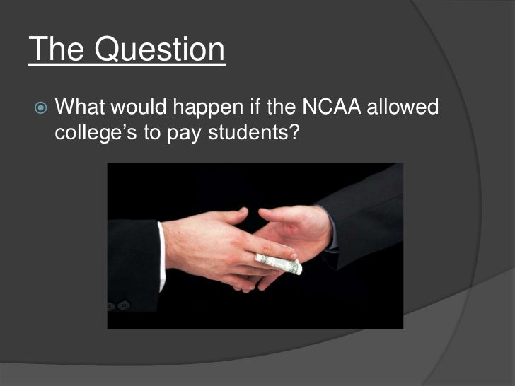 the shame of paying college athletes The controversy of paying college athletes by: taylor the shame of college sports the paying college athletes is a terrible idea the wall street.