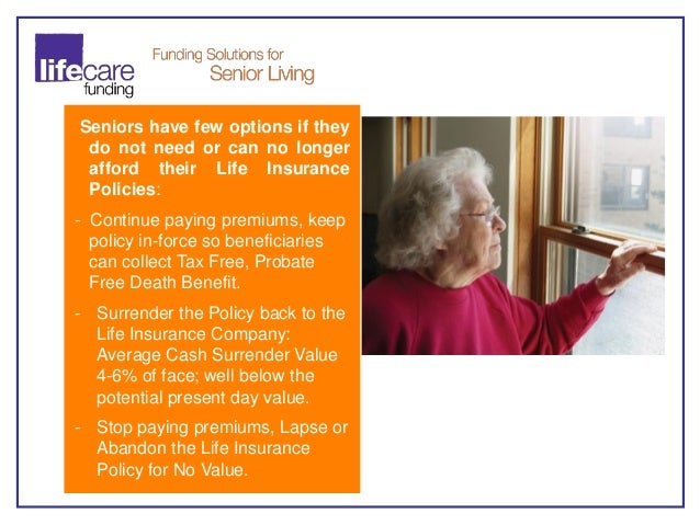 Planning & Paying for Long Term Care