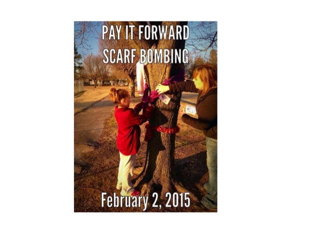 Will you help me Pay it Forward? http://www.pifexperience.org https://www.facebook.com/PayItForwardParagould