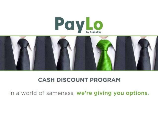 Cash Discount Program Eliminates Up To 90 Of Merchant Fees
