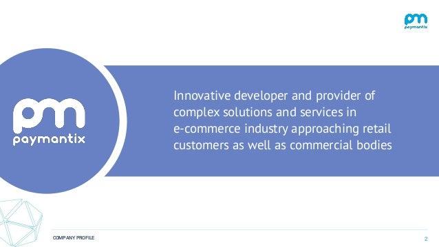 Paymantix company profile 04-2015(eng) Slide 2
