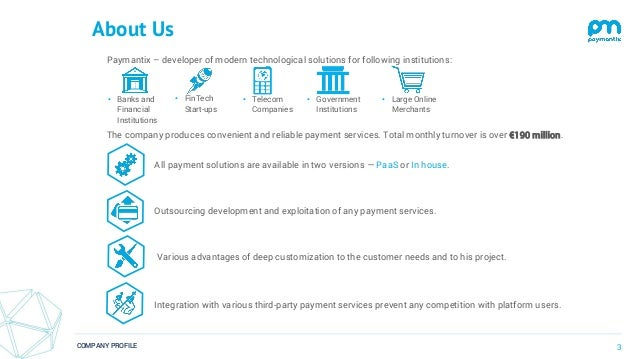 Paymantix company profile 04-2015(eng) Slide 3