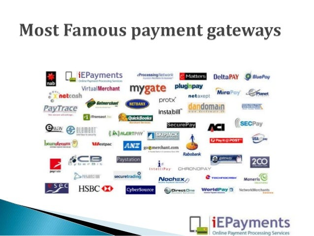Online Payment Gateway Services In India