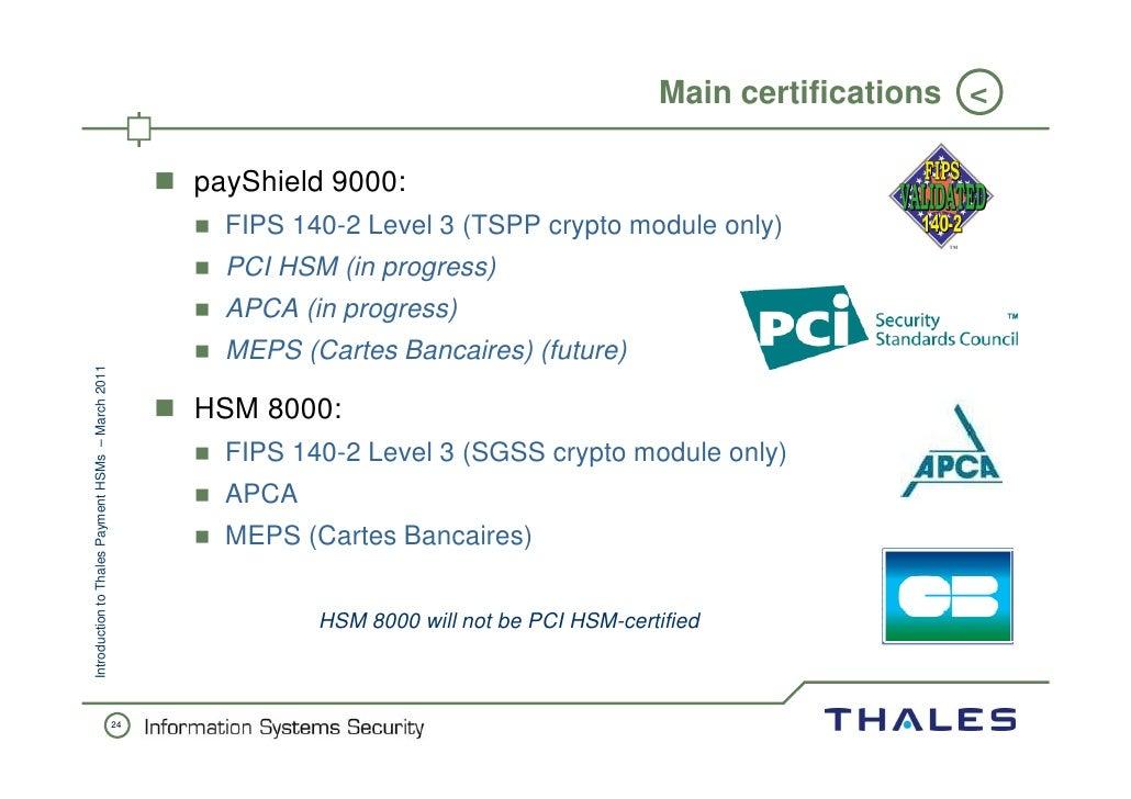 Top 10 Punto Medio Noticias | Thales E Security Hsm 8000