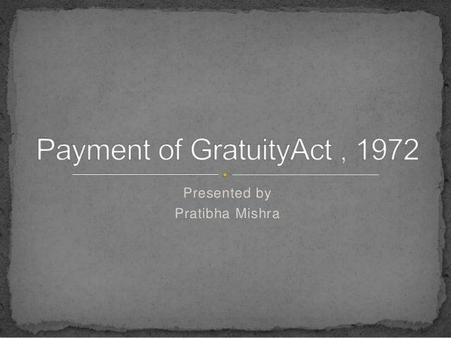 Presented by Pratibha Mishra