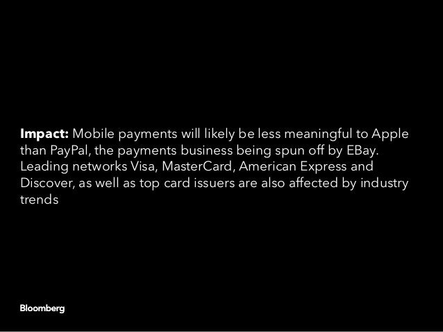 Payments industry watches for inflections in mobile, credit Slide 3