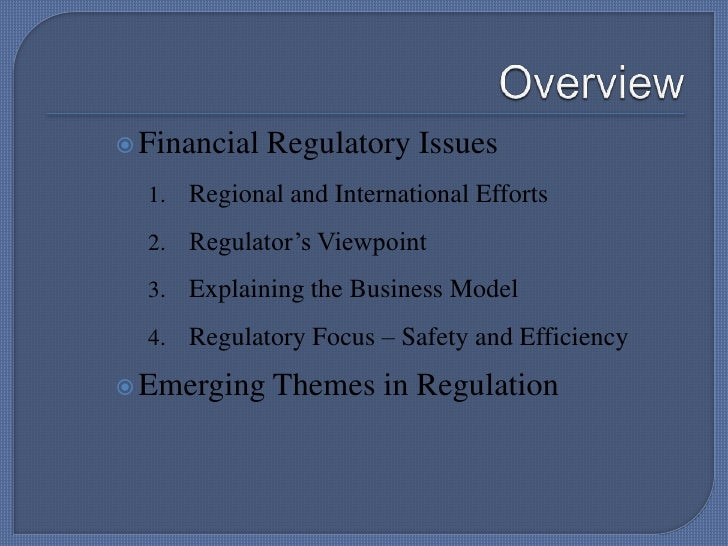 emerging issues in banking and financial Emerging issues & trends maladministration – common issues financial difficulty to their other obligations at law or under the code of banking.