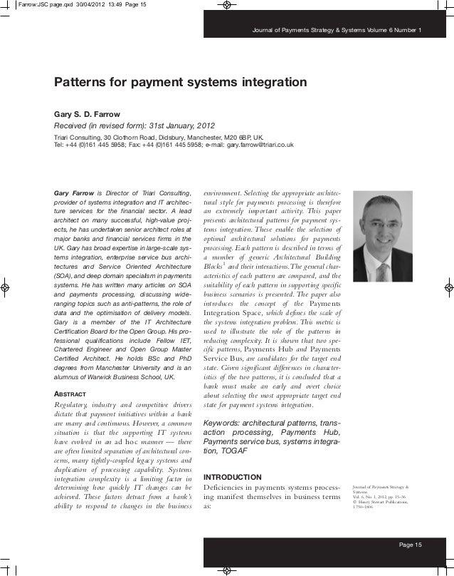 Farrow:JSC page.qxd 30/04/2012 13:49 Page 15                                                                              ...
