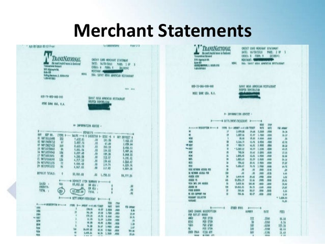 merchant services agent training pdf