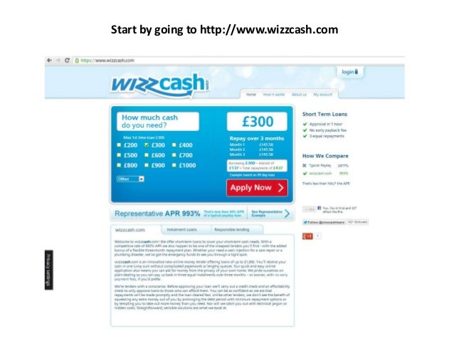 pay monthly loans from wizzcashcom 5 638