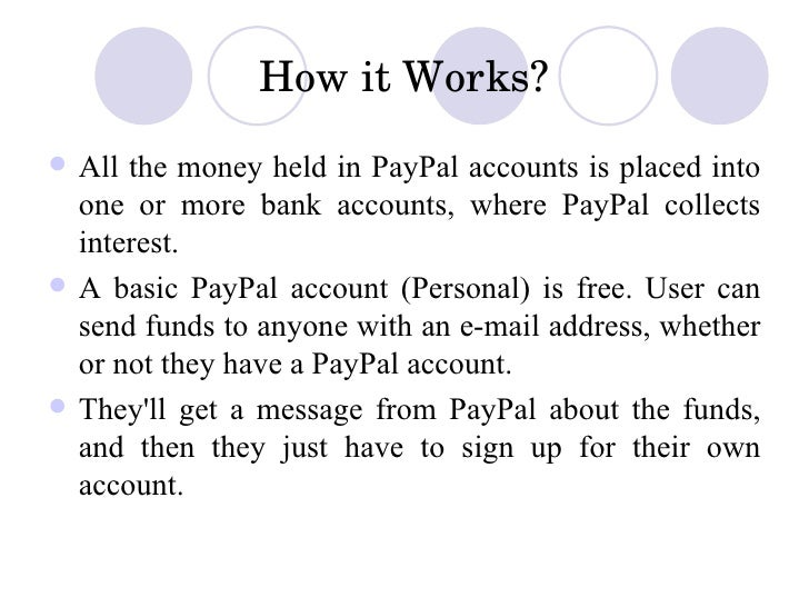 how to send money from paypal credit to bank account