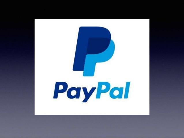 PayPal Service de paiement en ligne qui permet: • de payer des achats • de recevoir des paiements • de transférer de l'arg...