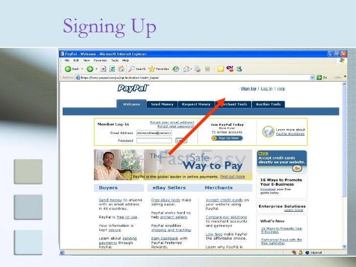 Paypal Registered Office
