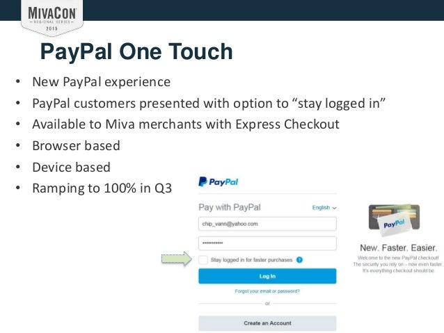 One Touch Paypal