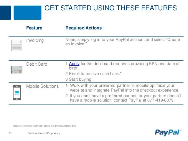 overview of paypal payments solutions
