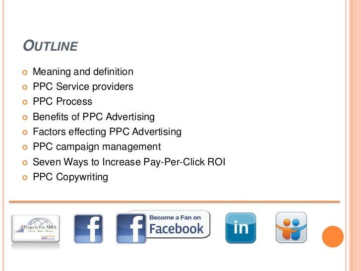 Pay per click Slide 2