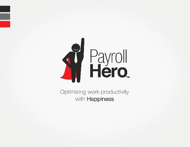 Vision PayrollHero is a Consumer friendly Time, Attendance, Scheduling (TAS) and Payroll Platform in the cloud for web and...