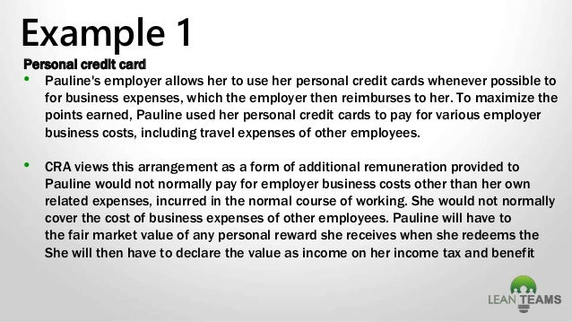 Payroll law british columbia specific 81 example 1 personal credit card reheart