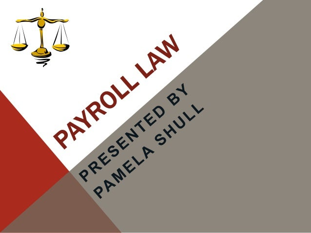 shull payroll law us ca