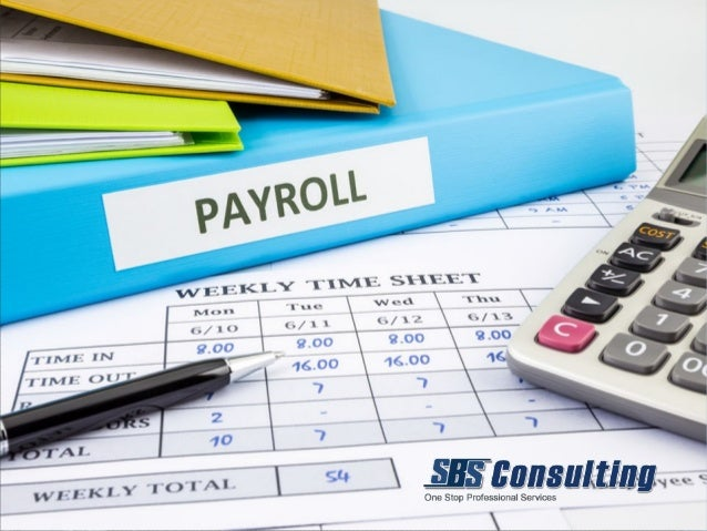 """Payroll Software Singapore to Secure Your Compliance: SBS Consulting """"We help small businesses in getting a customized web..."""