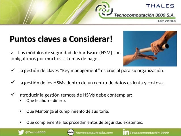 Payshield Manager Thales