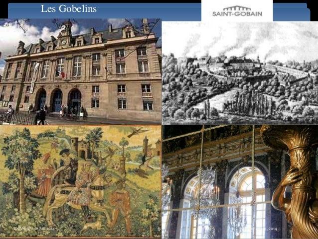 Les Gobelins September 14, 2014IDEV-6670-01 Fall 2014 6